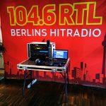 Das mit Peplink ausgestattete mobile Sendestudio von RTL Radio