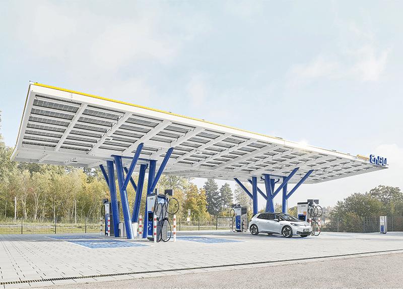 Vitel GmbH stattet EnBW-Schnellladepark in Rutesheim mit Router-Lösungen von Peplink aus